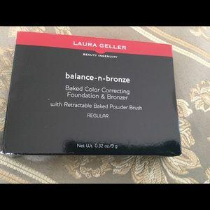 Laura Gellar balance n bronze  NEW